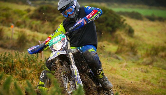 Southern MCC Isle of Man Enduro Trials Sidecar Trials